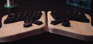 Model 01 klavye